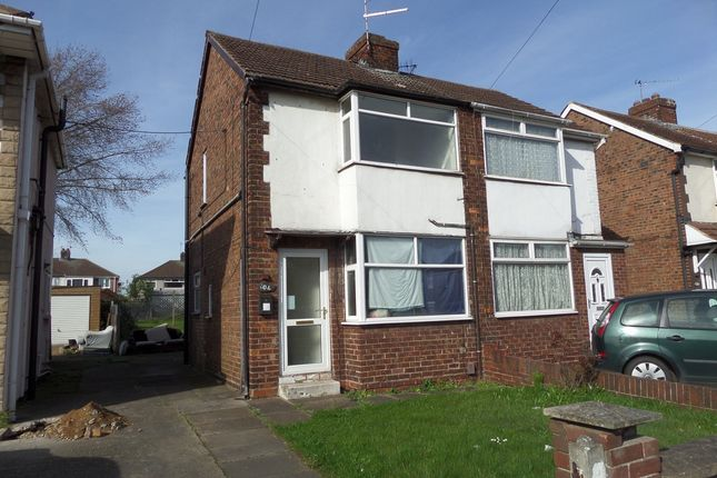 Thumbnail Flat to rent in East Common Lane, Scunthorpe