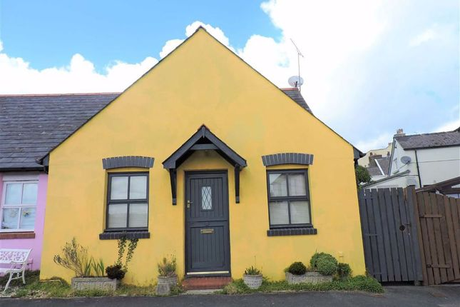 Thumbnail Semi-detached bungalow for sale in Old Keg Yard, Narberth, Pembrokeshire