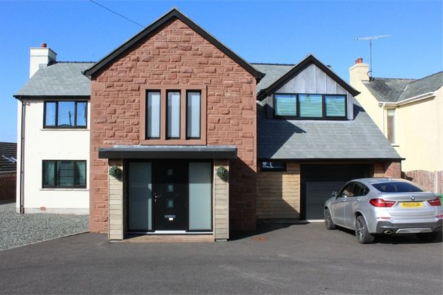 Thumbnail Detached house for sale in Crosby, Maryport, Cumbria