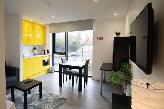 1 bed flat for sale in Priestley Street, Sheffield S2