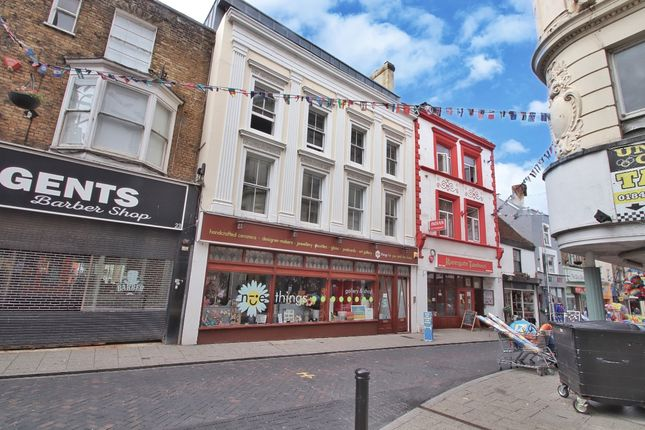Thumbnail Flat to rent in Harbour Street, Ramsgate