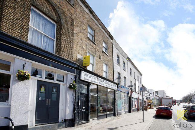Thumbnail Block of flats for sale in Lewisham Way, New Cross, London