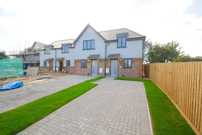 Thumbnail Semi-detached house for sale in Rossmore Road, Parkstone, Poole