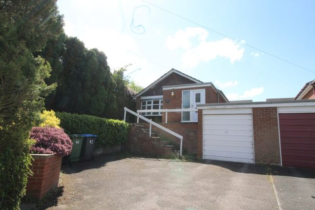 Thumbnail Detached bungalow for sale in Lutterworth Road, Pailton, Rugby