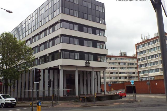 3 bed flat for sale in Carlton Square, Carlton, Nottingham NG4