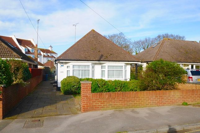 Thumbnail Bungalow for sale in Lake Road, Hamworthy, Poole
