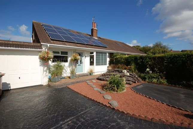 Thumbnail Semi-detached bungalow for sale in Weardale Avenue, Forest Hall, Newcastle Upon Tyne