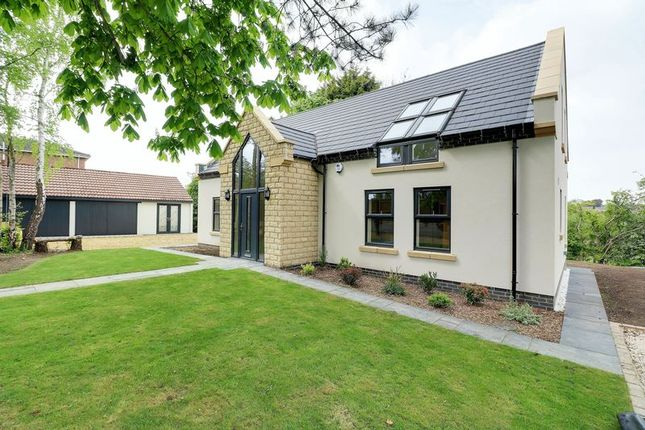 Thumbnail Detached house for sale in Beck Lane, Broughton, Brigg