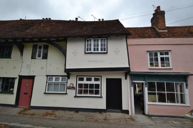 Thumbnail Terraced house for sale in Little Waltham, Chelmsford, Essex