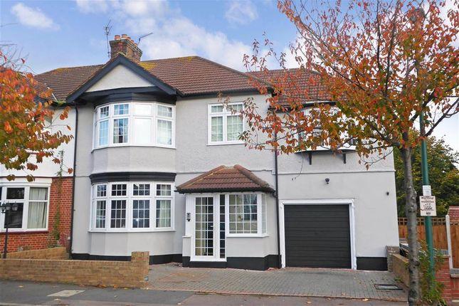 Thumbnail Semi-detached house for sale in Buckingham Road, London