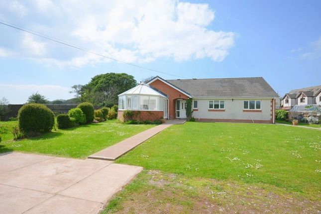Thumbnail Detached bungalow for sale in Kiln Brow, Cleator