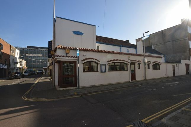 Thumbnail Restaurant/cafe for sale in Richmond Street, Weston-Super-Mare