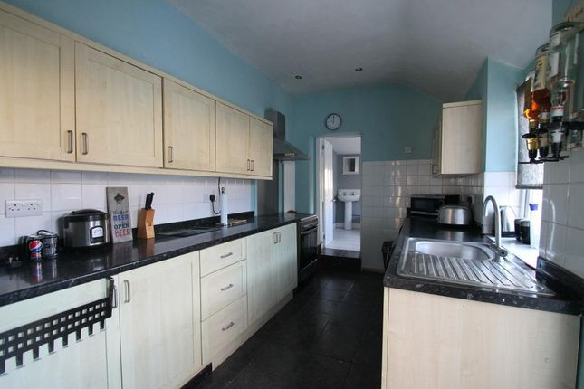 Thumbnail End terrace house for sale in Pantycelyn Street, Hengoed, Ystrad Mynach, Caerphilly Borough