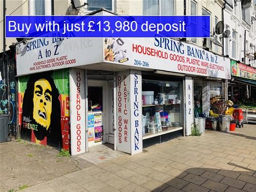 Retail premises for sale in HU3, Kingston Upon Hull, City Of