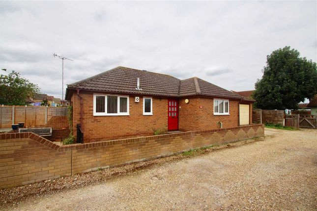 Thumbnail Bungalow for sale in Turner Road, Mile End, Colchester