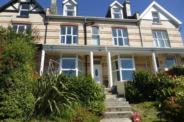 Thumbnail Terraced house for sale in Furse Hill Road, Ilfracombe