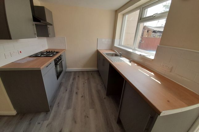 Thumbnail Terraced house to rent in Belmont Street, Hull