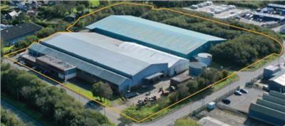 Thumbnail Industrial for sale in Units 1 & 2, Penygroes Industrial Estate, Penygroes, Caernarfon, Gwynedd