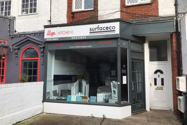 Thumbnail Retail premises to let in Portland Road, Hove