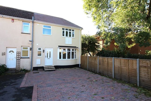 Thumbnail Semi-detached house for sale in Overndale Road, Downend, Bristol