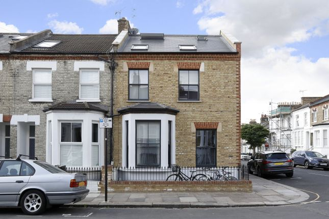Thumbnail Terraced house to rent in Coombe Road, London