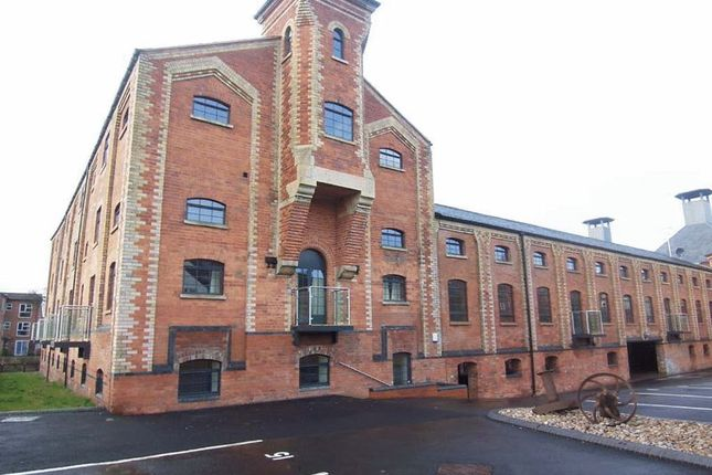 Thumbnail Flat to rent in River View Maltings, Grantham