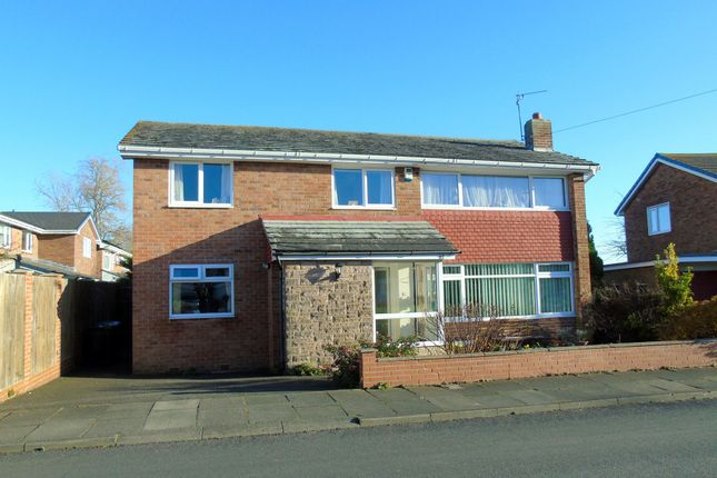 Thumbnail Detached house for sale in Grange Road, Morpeth