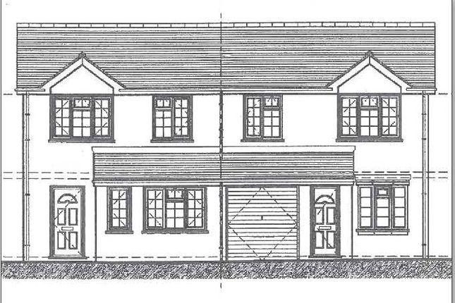 Thumbnail Land for sale in Land Adj. 41 Cromwell Park Place, Folkestone, Kent