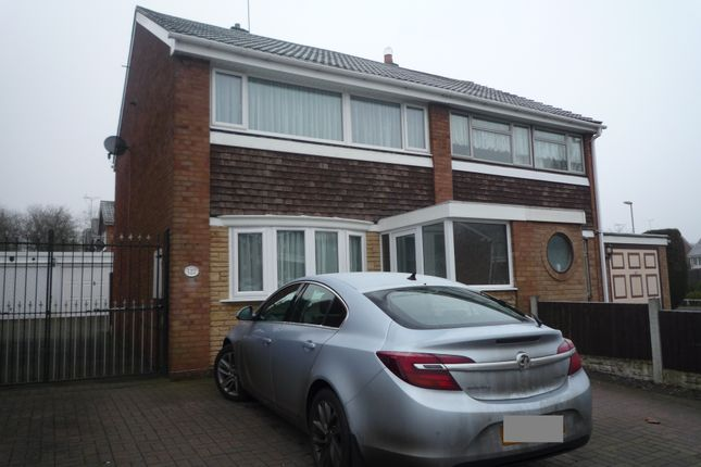 3 bed semi-detached house to rent in Sharon Way, Hednesford WS12