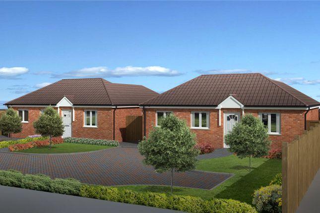 Thumbnail Detached bungalow for sale in Farm Road, Rainham