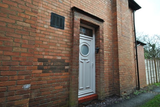 Thumbnail Maisonette to rent in Slater Road, Bentley Heath, Solihull