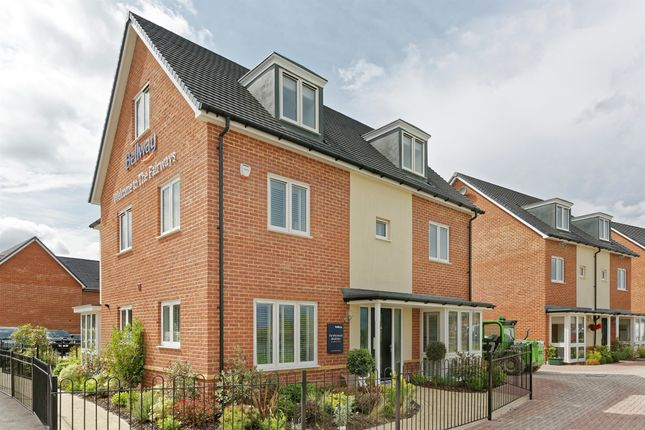 Thumbnail Detached house for sale in Broadmere Road, Beggarwood, Basingstoke
