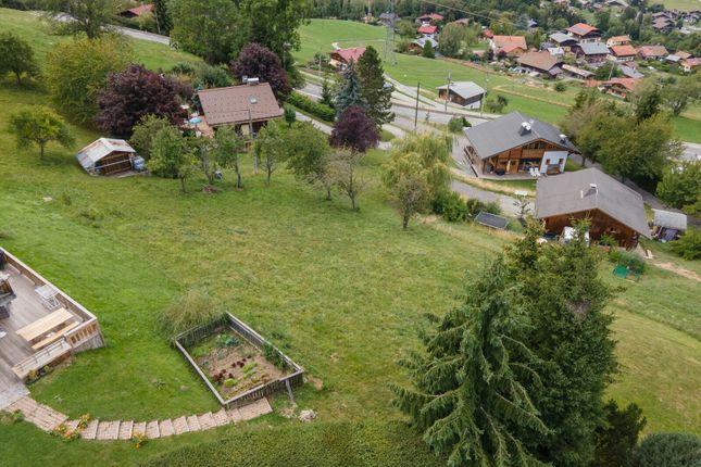 Thumbnail Land for sale in 885 Route De Lépine, Combloux, Sallanches, Bonneville, Haute-Savoie, Rhône-Alpes, France