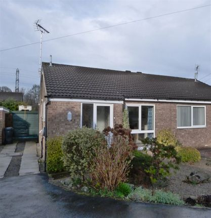 Thumbnail Bungalow to rent in Shelley Court, Harrogate
