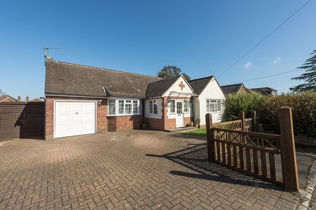 Thumbnail Detached house to rent in Glebe Close, Holmer Green, High Wycombe