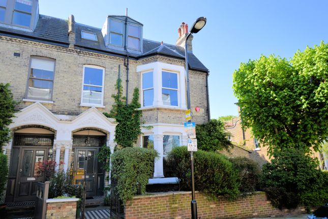 Thumbnail End terrace house for sale in Laurier Road, Dartmouth Park, London