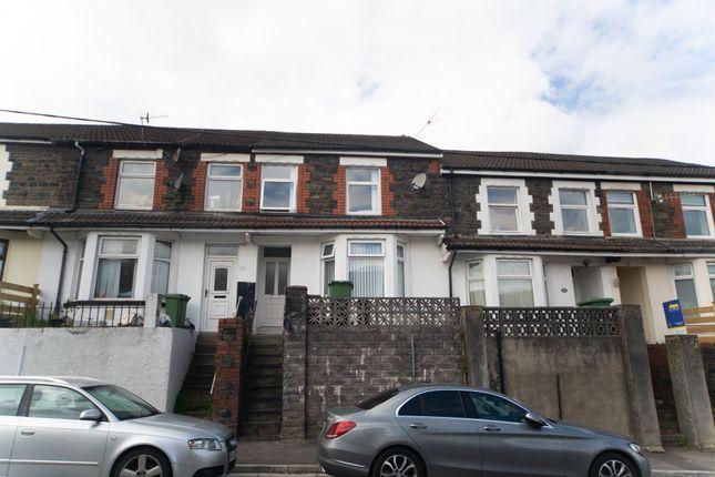 5 bed terraced house for sale in Kingsland Terrace, Treforest, Pontypridd CF37