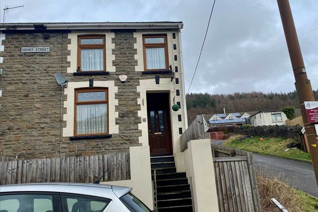 4 bed end terrace house for sale in Kenry Street, Treorchy CF42
