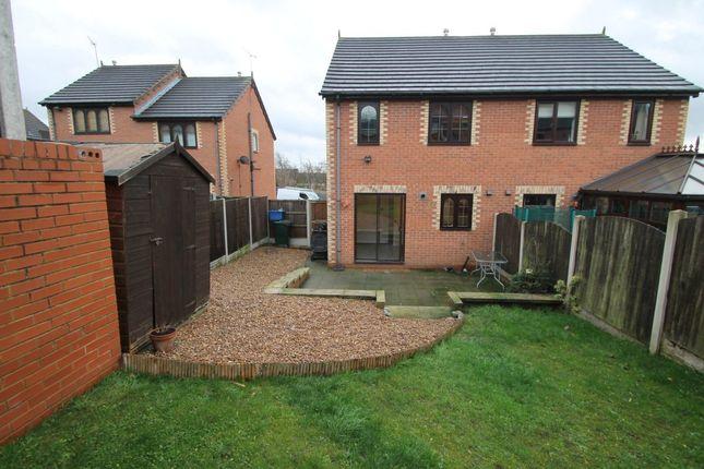 Thumbnail Semi-detached house to rent in Duckham Drive, Aston, Sheffield