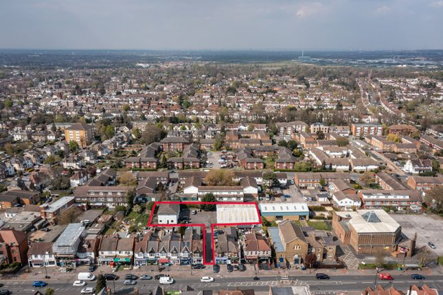 Thumbnail Commercial property for sale in Stafford Road, Wallington