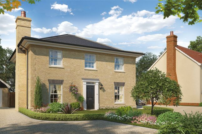 Thumbnail Detached house for sale in Plot 37 Heronsgate, Blofield, Norwich, Norfolk