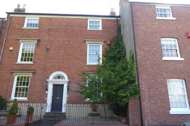 Thumbnail Terraced house for sale in Lee Crescent, Edgbaston, Birmingham