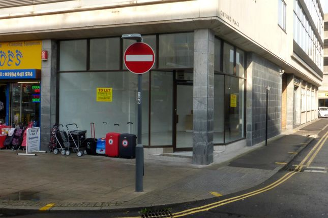 Retail premises for sale in The Sovereign Centre, High Street, Weston-Super-Mare