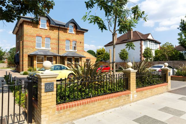 Thumbnail Detached house for sale in Stanley Road, Teddington