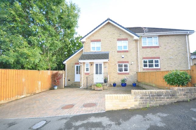 Thumbnail Semi-detached house to rent in Woodland View, Ryde