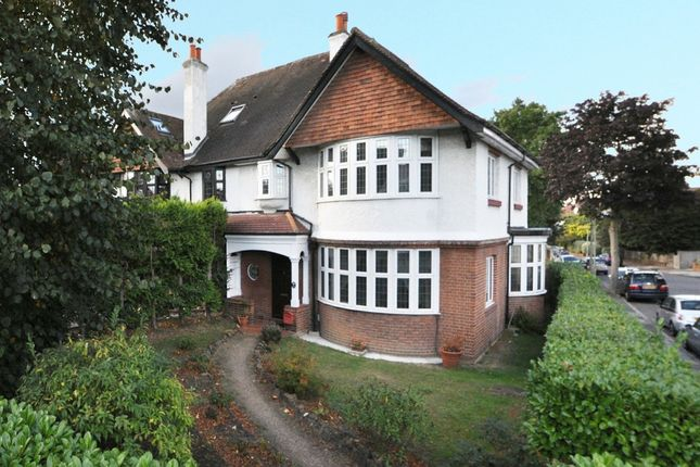Thumbnail Semi-detached house for sale in London Lane, Bromley