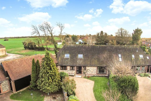 Thumbnail Semi-detached house for sale in Old Farm Barns, Itchenor Road, Itchenor, West Sussex
