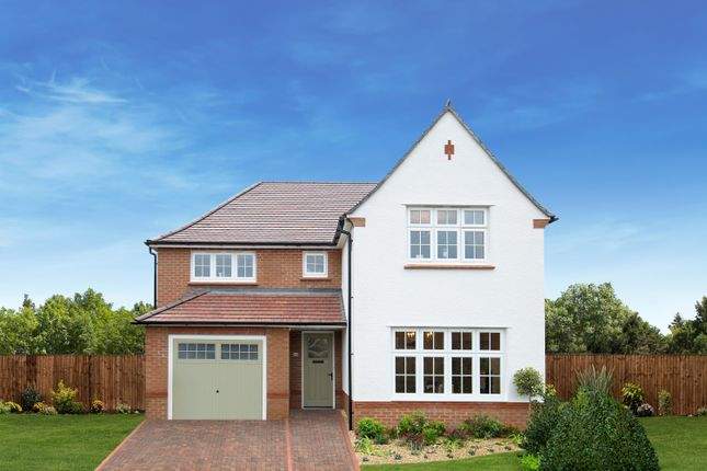 Thumbnail Detached house for sale in Off Mosley Common Road, Manchester, Greater Manchester