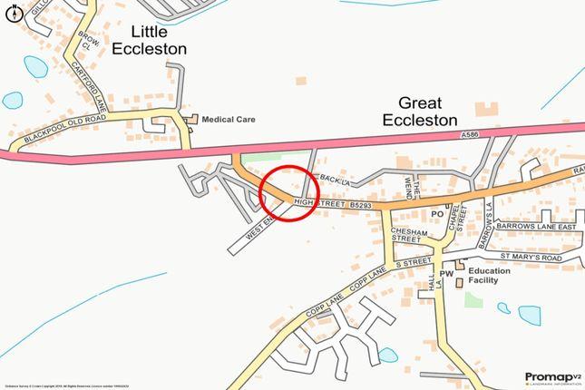 External of West End, Great Eccleston, Preston PR3