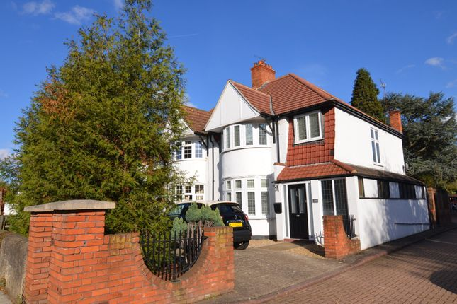 Thumbnail Semi-detached house for sale in Footscray Road, New Eltham
